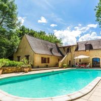 Soulaleve Villa Sleeps 10 Pool Air Con WiFi