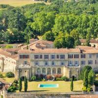 Poudenas Chateau Sleeps 24 Pool WiFi