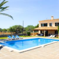 Cala Ferrera Villa Sleeps 10 Pool WiFi