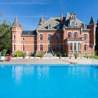 Lorp-Sentaraille Chateau Sleeps 26 Pool WiFi