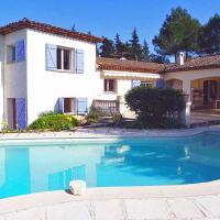 Auribeau-sur-Siagne Villa Sleeps 8 Pool
