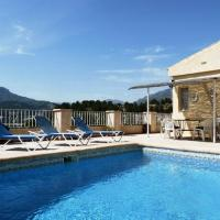 Altea Villa Sleeps 6 Pool Air Con