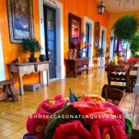 Casona Tlaquepaque Temazcal & Spa
