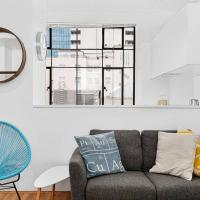 Renovated Heritage apt in the heart of the city