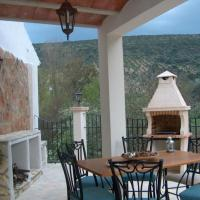 house with 5 bedrooms in zambra, with furnished terrace and wifi