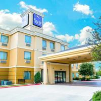 Sleep Inn and Suites New Braunfels