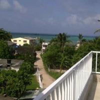 Apto. turístico Ashlian con terraza y vista al mar