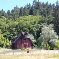 New! Berry Glen Redwood Park Loft - Wild Elk & Next to Redwood Park trails