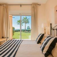 Quiet Beachfront 2BD Resort Apt Near Services w Pool