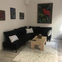 Apartment with garden near Besiktas, Macka, Tesvikiye