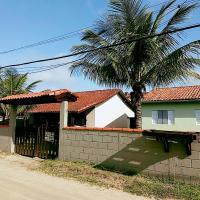 Casa na Praia da Juréia