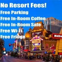 Best Western Plus Casino Royale - On The Strip (No Resort Fees + Free Parking)