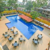 2 BR Luxurious Apartment With Shared Pool,Close Proximity To Anjuna Beach/70872
