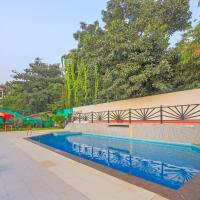 2 BHK with a pool, near Vagator Beach