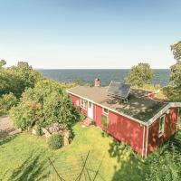 Three-Bedroom Holiday Home in Gudhjem