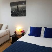 London Guest Room