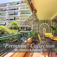 "Nestor&Jeeves - ""Capitole Terrasse"" - Central - By sea - Garden view"