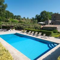 Porano Villa Sleeps 10 Pool Air Con WiFi