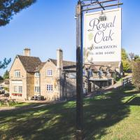 The Royal Oak. Public House