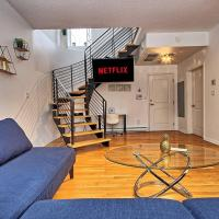 Enjoy downtown Mtl in style and luxury. Must See!