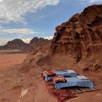 The Bedouin Meditation Camp