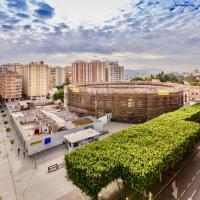 Malaga Plaza de Torros Apartment by Rafleys