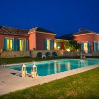 Kleismata Villa Sleeps 8 Pool Air Con WiFi