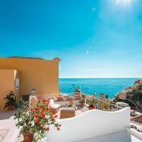 Positano Villa Sleeps 6 Air Con WiFi