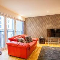 Modern 2 bedroom flat in trendy Merchant City