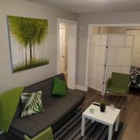 Amazing 3 Bdr apartment close to Jardin botanique and olympic stadium