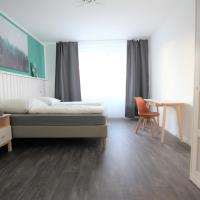 Centrally located 2-room apartment