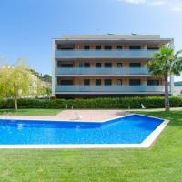 Tossa de Mar Apartment Sleeps 4 Pool Air Con