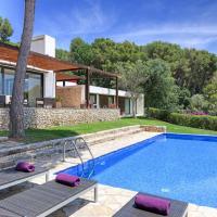 Tamariu Villa Sleeps 8 Pool Air Con WiFi