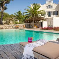 s'Estanyol de Migjorn Villa Sleeps 17 Pool WiFi