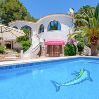 Altea la Vella Villa Sleeps 4 Pool Air Con WiFi