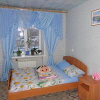 3к квартира ул. Гагарина 4 (9 спальных мест) в Шерегеше