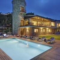 Begur Villa Sleeps 11 Pool WiFi