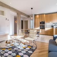 Cozy apartment with 4 BR for 8 people