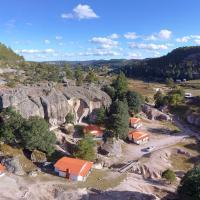 Cabañas en Creel Cuevas de los Leones