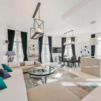 Rue d'Antibes 4 bedroom Apt