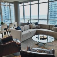 Luxurious Downtown Condo 47th Floor 2-Bedroom