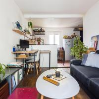 New! A nice flat in La Villette!
