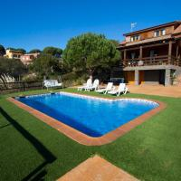 Tordera Villa Sleeps 6 Pool Air Con WiFi