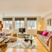 Chic and Bright 2Bed/2bath flat in Farringdon