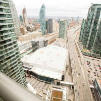 Maple Leaf Condo, near CN Tower and ACC
