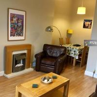 Modern 1 Bed on Hermand Street