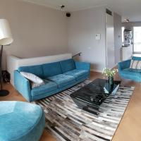 Spacious 2 bed-room apartment in trendy Oosterpark area