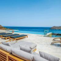 Plaka Villa Sleeps 8 Air Con WiFi
