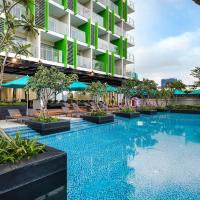 Ariyana Balcony Ocean View Serviced Apartment