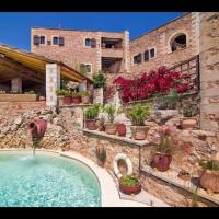 Samonas Villa Sleeps 4 Pool Air Con WiFi